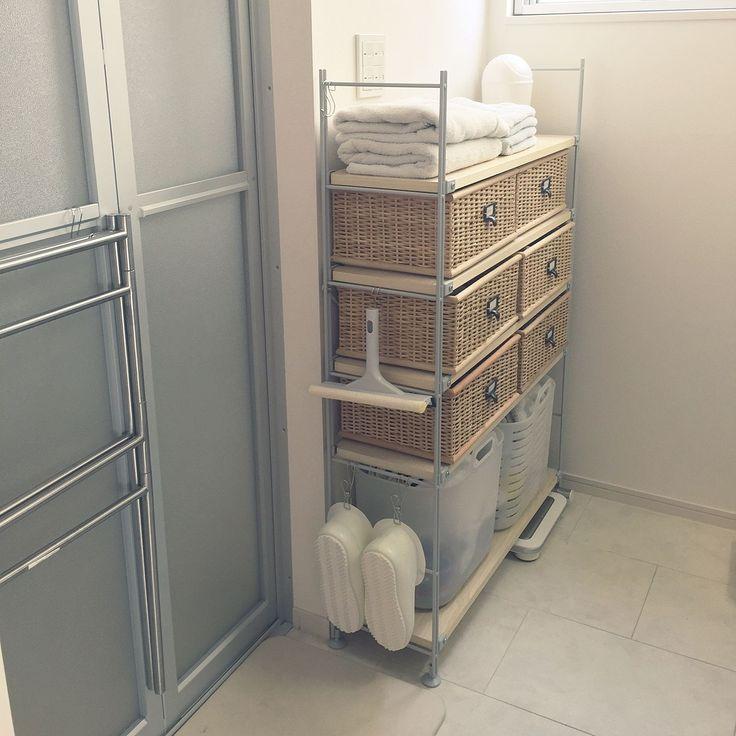 無印良品/バス/トイレのインテリア実例 - 2015-10-16 10:56:47 | RoomClip(ルームクリップ)