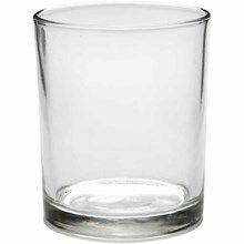 Lysglass, dia. 7 cm, 12 stk.