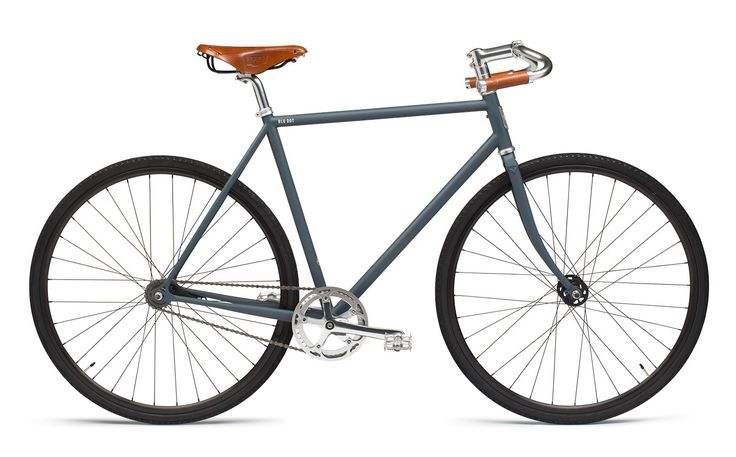 Blu Dot x Handsome Cycles partner with World Bicycle Relief to create a bike that does some good.