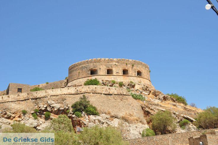 Spinalonga Kreta | Informatie en tips Spinalonga