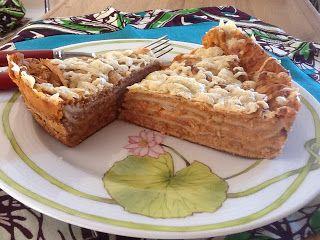 Lasagnes (bolognaise) aux crêpes à l'Orge Mondé - PL