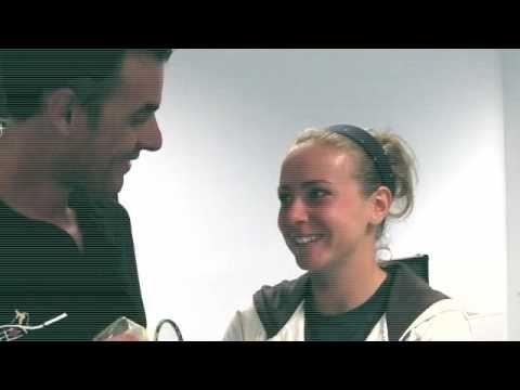 Kristina Kika Kucova: πώς την γνωρίσαμε – RacketSpecialist.com