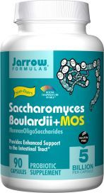 Saccharomyces Boulardii MOS: scientifically tested strain to help with serious digestion infection C-diff and helps prevent recurrent infections which are the most dangerous, as they become further resistant to antibiotics.