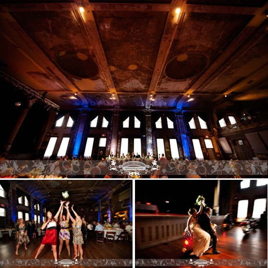 Milwaukee's Historic Turner Hall is a Unique Space for Unique Weddings. Photos by Front Room Photography.