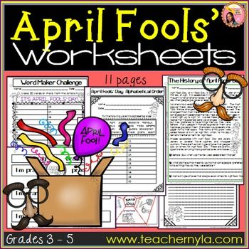 April Fools Day Pranks for Kids | The Taylor House