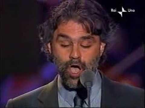 Andrea Bocelli   En Aranjuez Con Tu Amor