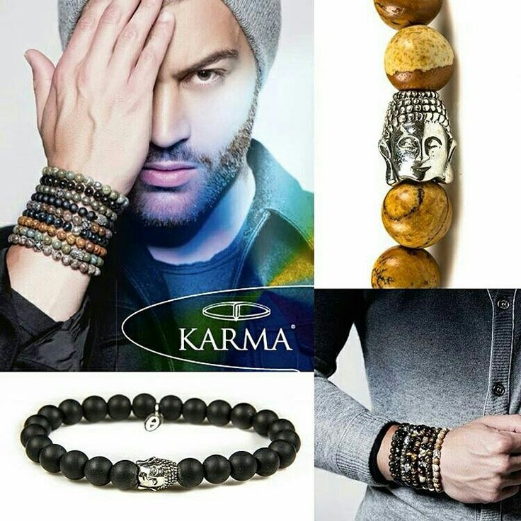 Karma Heren Armbanden ◇ Like it? ---》http://www.goodies-shop.nl/c-3004608/karma-heren/