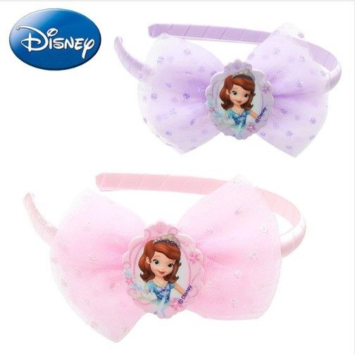 Disney Prinzessin Mickey Minnie Baby Ohr Stil Haarband Stirnband Mädchen Kind Cartoon Kopfschmuck Ornamente liefert Zubehör