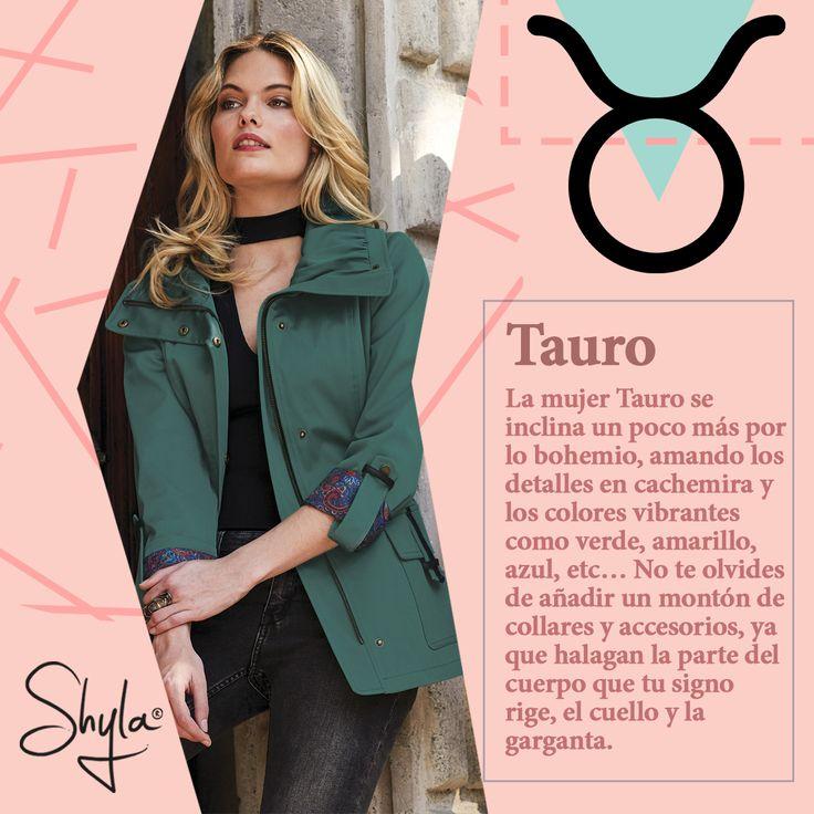 #Horóscopos #ShylaMx #Zodiacal #Mujeres #Astros #Fashion #Tauro