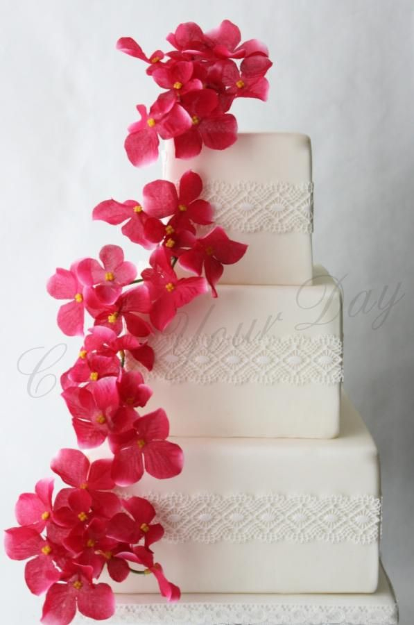 chocolate wedding cake with pink flowers 17 best images about cakes chocolate on 12811