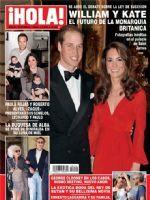 Hola! Magazine [Mexico] (26 October 2011)
