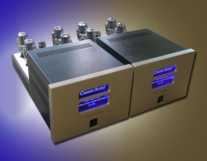 6moons audio reviews: Canary Audio CA-339