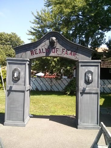 17 Best Images About Halloween Cemetery Gates Arches