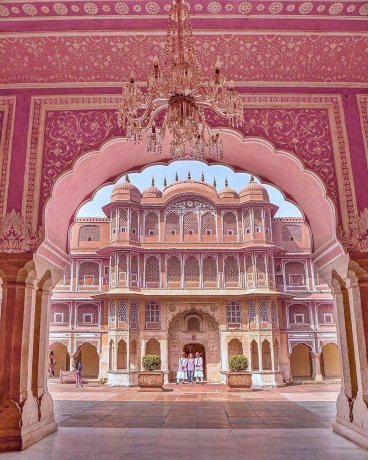City Palace, Jaipur with Sarah Traveling Nature, #jaipur #citypalacejaipur and #…