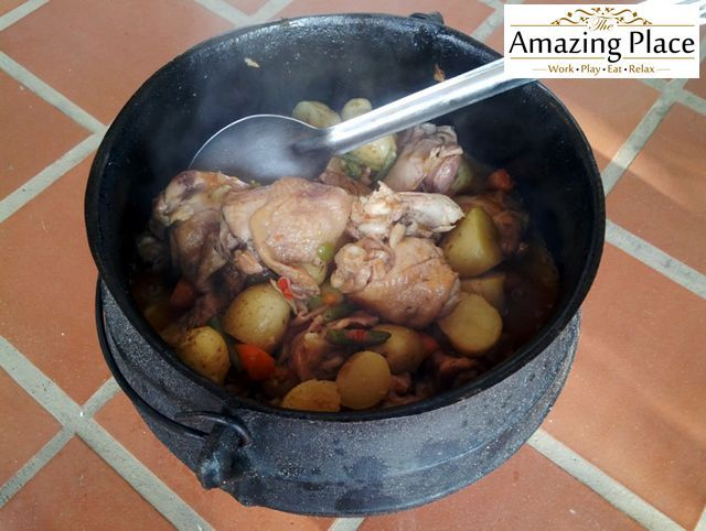 nice Standard Bank Conference and Potjiekos Cooking Competitionby http://dezdemoon-cooking.gdn