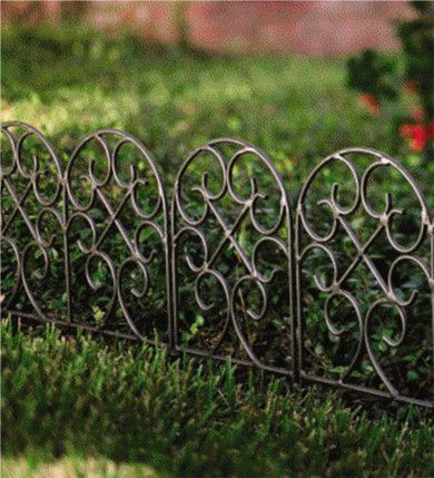 10 Best Images About Garden Border Fencing On Pinterest