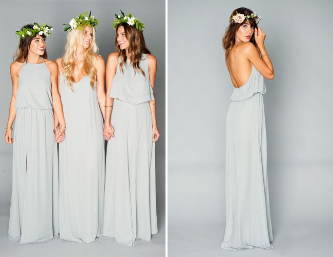 Wedding Dress Styles: Best 25+ Modern Bridesmaid Dresses Ideas On Pinterest