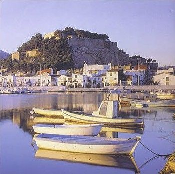 Deneia, Spain - (Denia is steeped in history and dates back to Greek and Roman times & has always been popular because of its location and excellent Mediterranean climate)