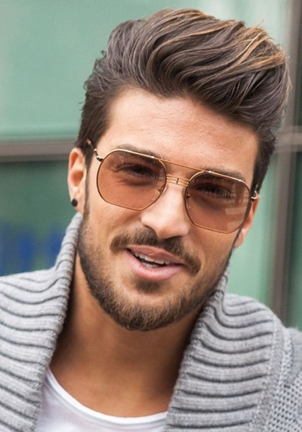 Hairstyles For Men With Thin Hair And Big Forehead Thick Hair Styles Comb Over Haircut Quiff Hairstyles