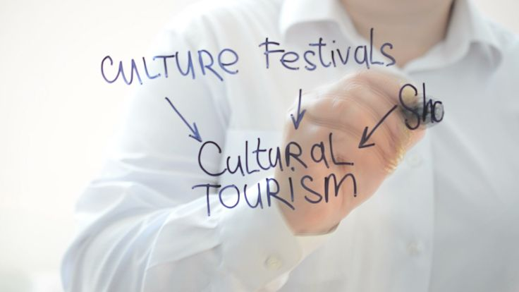 Cultural tourism.  #tourism #attractions #background #concept #conservation #culture #definition #design #ecological #economic #ecotourism #educate #efficiency #energy #environmentalists #environments #experience #foster #fragile #graphic #hand #impact #local #low #marker #natural #pristine #recycling #remote #responsible #rural #text #traveler #untouched #visiting #word #glass