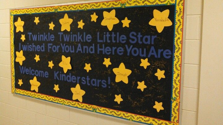 Classroom Organization Ideas ~ Twinkle little star i wished for you and here