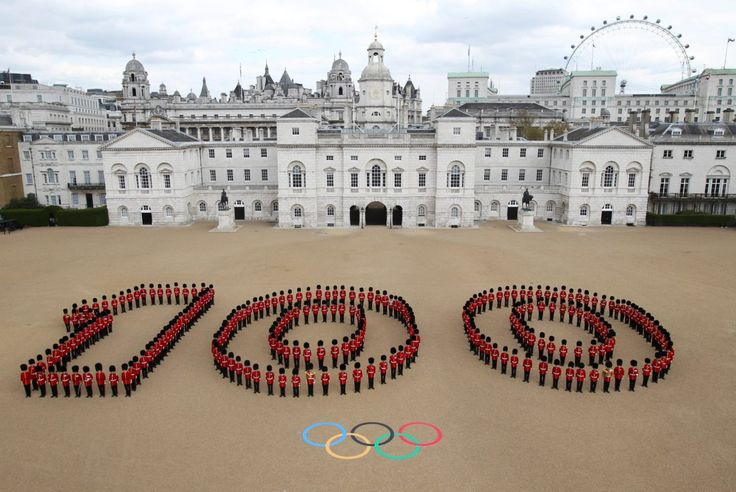 100 days.  London: London2012, Open Ceremony, Olympics Games, 2012 Olympics, London 2012, Except, Buckingham Palaces, The Games, Beaches Volleyb