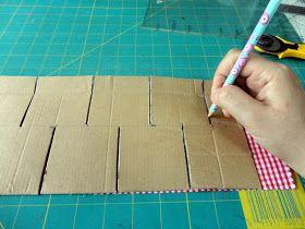 Dandolinhas: Tutorial: bicos de tecido