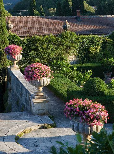 Beautiful Villa La Foce, Siena - Italy