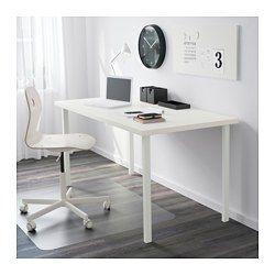 LINNMON / GODVIN Tavolo, bianco - 150x75 cm - IKEA