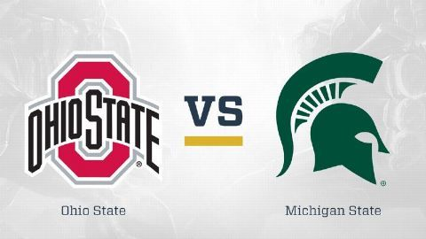 Michigan State Spartans vs Ohio State Buckeyes