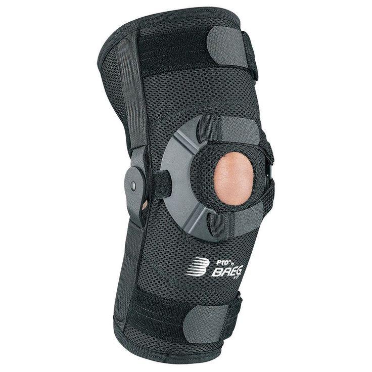 PTO High Performance Airmesh Knee Brace | Breg Inc