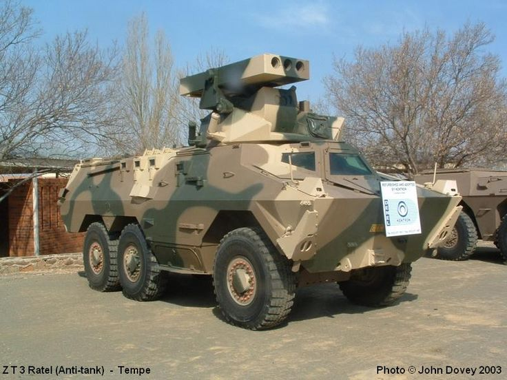 ZT 3 Ratel Anti-Tank Tempe