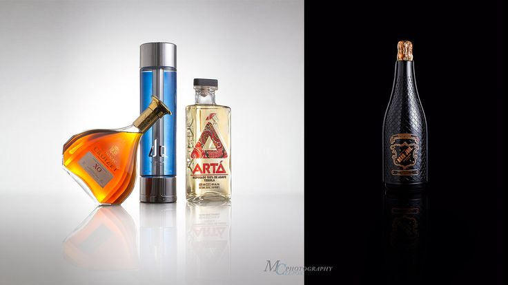 Liqueur Photography, Advertising Photography and Commercial Photography, New Zealand