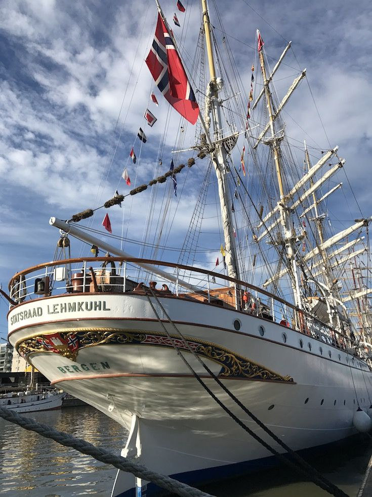 Have you dreamt of sailing the oceans, with the breeze in your hair as you man the crow's nest? Dream no more, now you can go on your own tall ship sailing vacation!