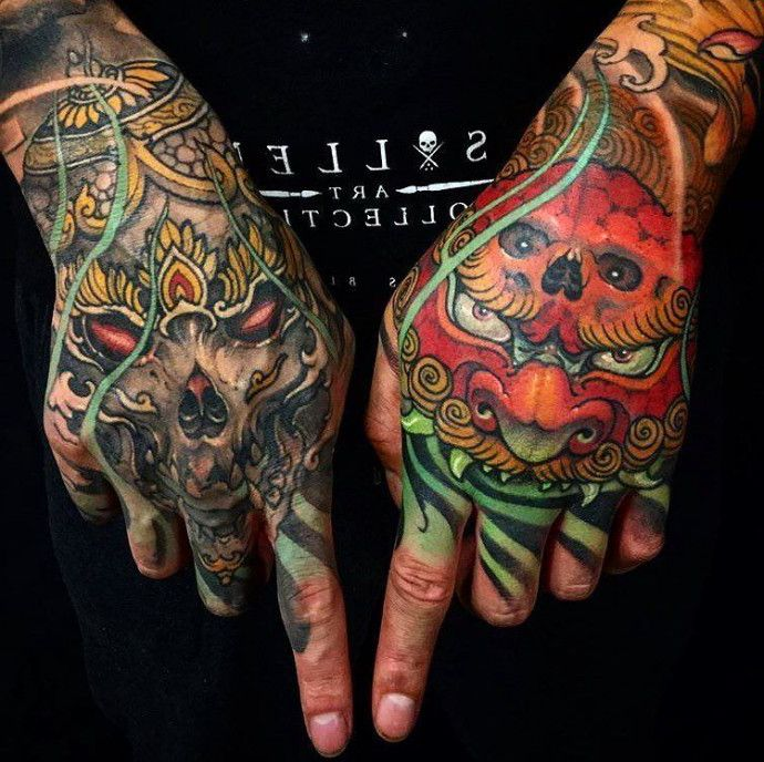 Five Ingenious Ways You Can Do With Japanese Hand Tattoo Japanese Hand Tattoo Japanese Hand Tattoos Hand Tattoos For Guys Japanese Tattoo