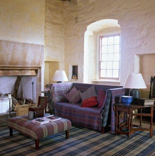Scottish Theme Furnishings By Anta