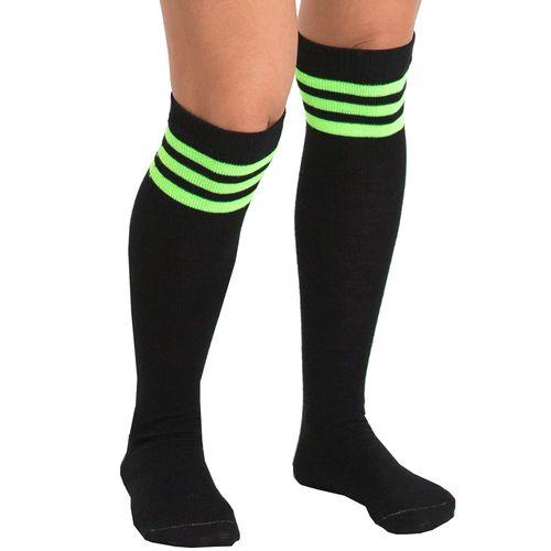 All purpose neon green skater tube socks. Made in USA - Shop Online