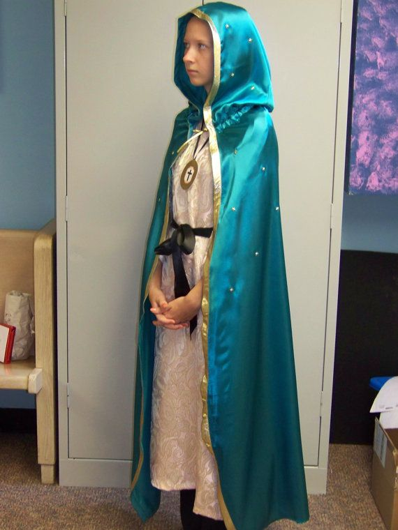 our lady of guadalupe costume for girls custom by