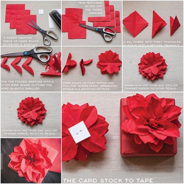 48 best Accessoires Chambre images on Pinterest Napkin folding