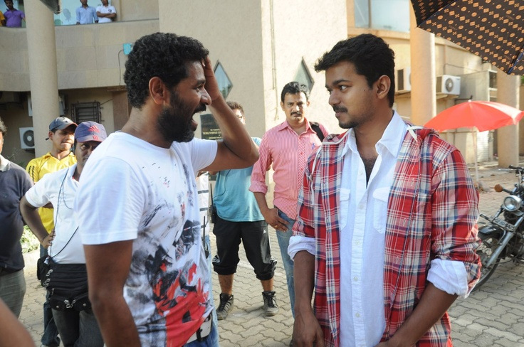 Rowdy Rathore Bollywood project is a first for Vijay, one of the most successful actors in the Tamil film industry.