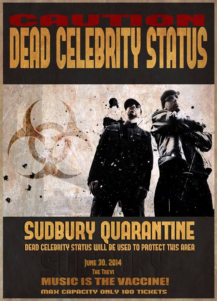 Don't miss this amazing show in Sudbury on Monday the 30th!