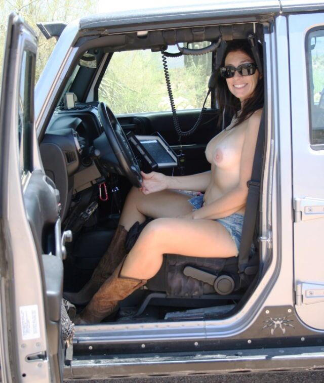 Girls nude in jeep photos whors porn
