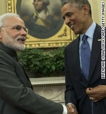 @kwanzahall and #POTUS will visit India: Check out CNN: This year, President Barack Obama will see India's Republic Day festivities firsthand. He's the 1st U.S. leader India has invited to be the guest of honor.