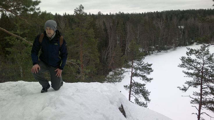 Welcome to everyday all year round hikes in Nuuksio lake uplands, Finland!