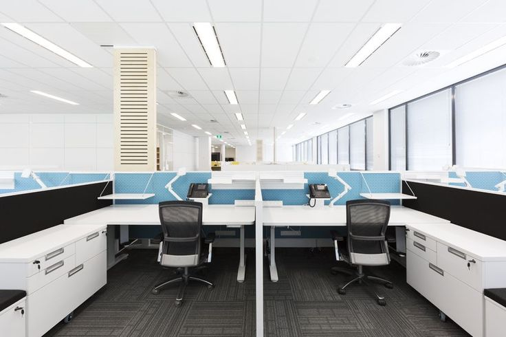 Zenith Interiors: Screen S70, office, corporate, workstation, task chair