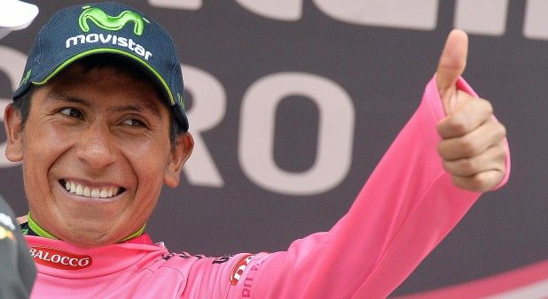 Nairo Quintana pedirá a la UCI que Boyacá sea sede para los Mundiales de Ciclismo en 2017