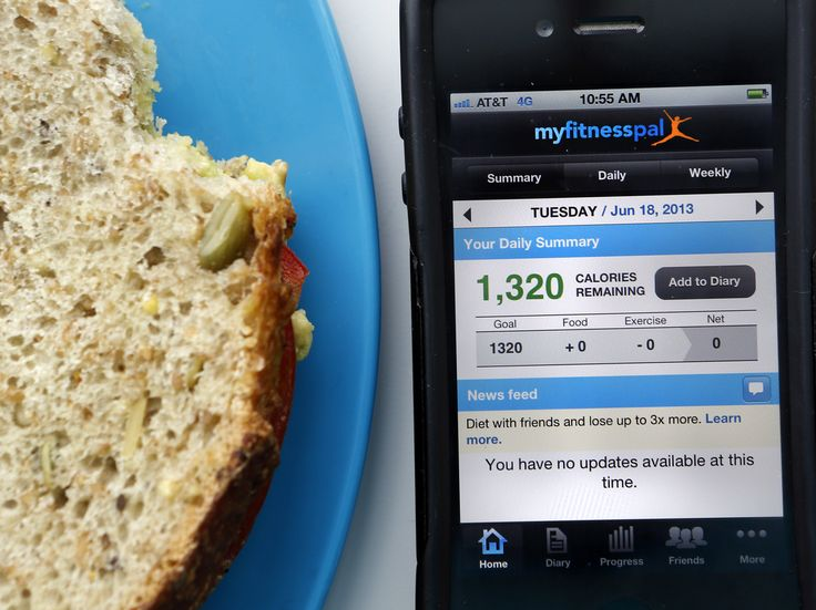 How many calories in that bite? My Fitness Pal and other fitness and nutrition apps can help find the answer.