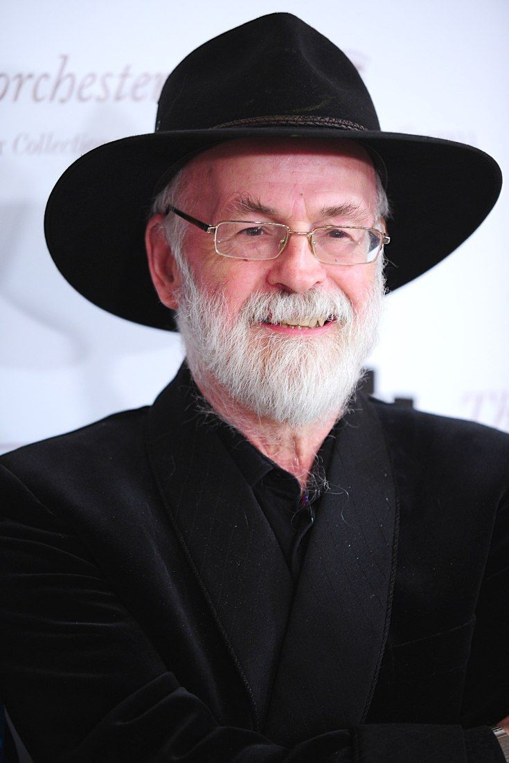 Terry Pratchett Dead: Bestselling 'Discworld' Author Dies Aged 66 After Suffering From Alzheimer's Disease