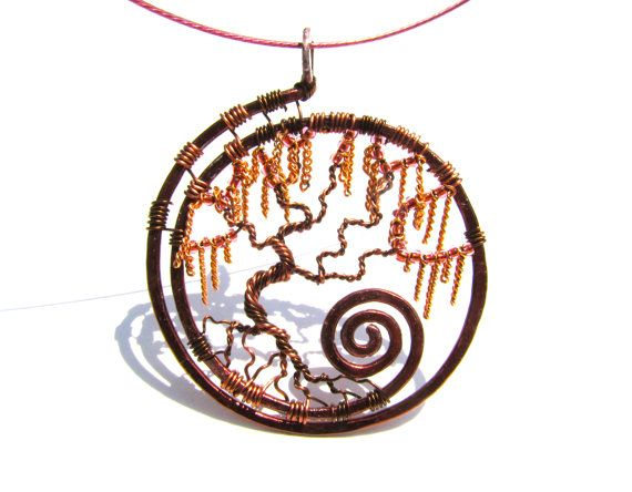 Willow Tree Of Life Pendant Quot With A Twist Quot Made With