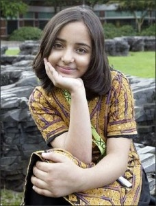 The world's youngest Microsoft Certified Professional Arfa Karim is in a critical condition, please pray for the young child.